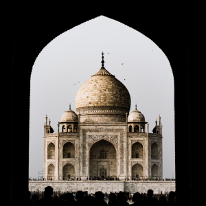 Picture no: 11896201 The Taj Mahal Created by: Sebastian Rost