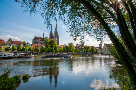 Picture no: 11896992 Regensburg an der Donau Created by: Gregor Handy