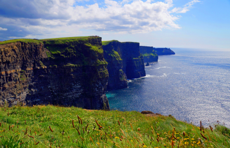 Picture no: 11900608 Cliff's of Moher Created by: KundenNr-264508