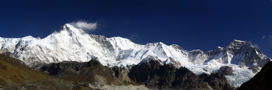 Picture no: 11901678 Cho Oyu Panorama II Created by: Gerhard Albicker