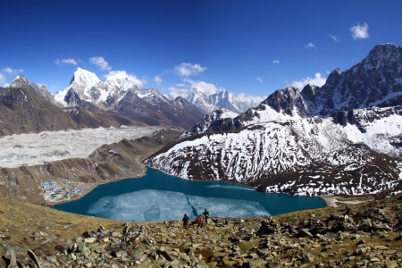 Picture no: 11901966 Gokyo  Created by: Gerhard Albicker