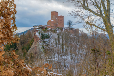 Picture no: 11903186 Trifels Created by: Christian2Braun