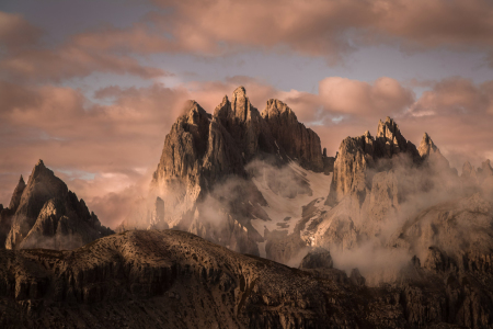 Picture no: 11904655 Sonnenaufgang in den Dolomiten Created by: KundenNr-332231