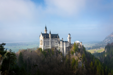 Picture no: 11906105 Schloss Neuschwanstein Created by: Asvolas
