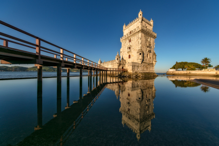 Picture no: 11906321 Torre de Belem Lissabon Created by: Achim Thomae