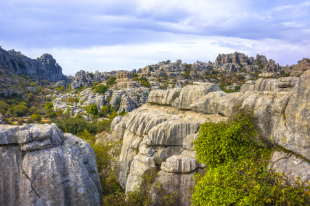 Picture no: 11906669 Gerbirgszug El Torcal - Andalusien - Spanien Created by: KundenNr-160338