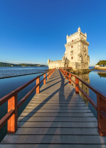 Picture no: 11908825 Torre de Belem Lissabon Created by: Achim Thomae