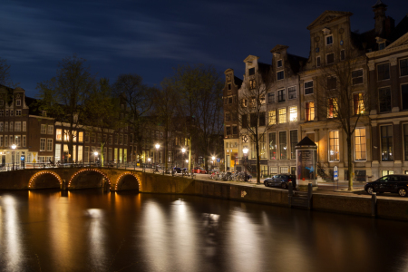 Picture no: 11912974 Amsterdam bei Nacht Created by: DirkR