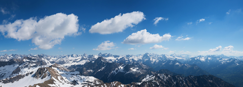 Picture no: 11913762 Gipfelblick Nebelhorn Created by: SusaZoom