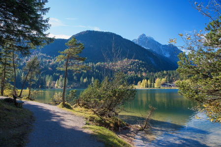 Picture no: 11914696 Lautersee bei Mittenwald Created by: SusaZoom