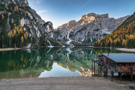 Picture no: 11918483 Pragser Wildsee Südtirol Created by: Achim Thomae