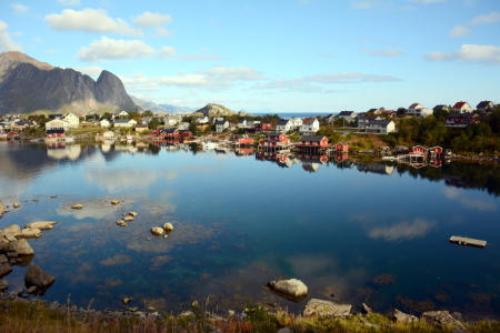 Picture no: 11918654 Reine - Lofoten Created by: GUGIGEI