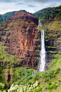 Picture no: 11918721 Waipoo Falls im Waimea Canyon auf Kauai Created by: DirkR
