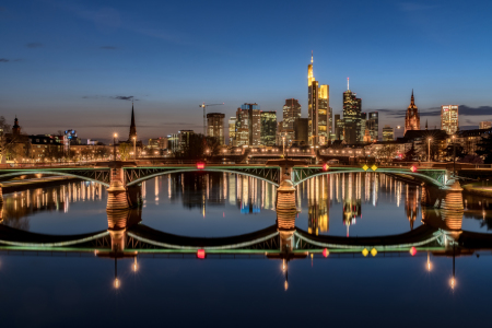 Picture no: 11919915 Frankfurt Citylights Created by: Achim Thomae