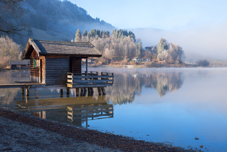 Picture no: 11924771 Stiller Morgen am See Created by: SusaZoom
