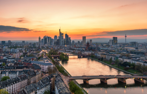 Picture no: 11924897 Sonnenuntergang Frankfurt am Main Created by: Jens Hollerith