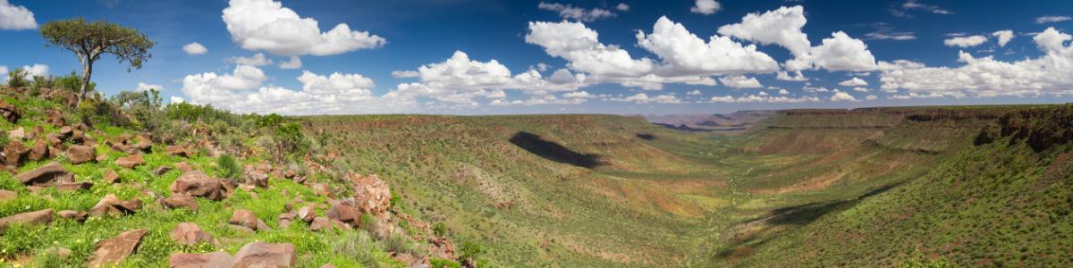 Picture no: 11925148 Panorama der Tafelberge im Damaraland - Namibia Created by: Circumnavigation