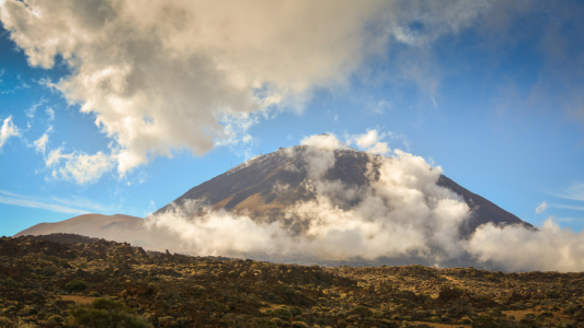Picture no: 11928987 Vulkan Teide Created by: Martin Wasilewski