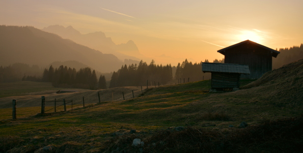 Picture no: 11929297 abends in den Alpen Created by: GUGIGEI