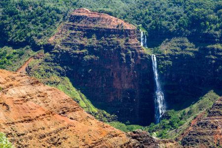 Picture no: 11931550 Waipoo Falls im Waimea Canyon auf Kauai Created by: DirkR