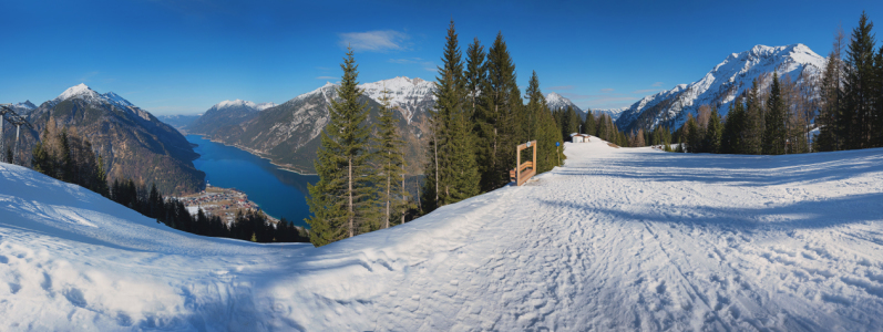 Picture no: 11931608 Skipiste am Achensee II Created by: SusaZoom