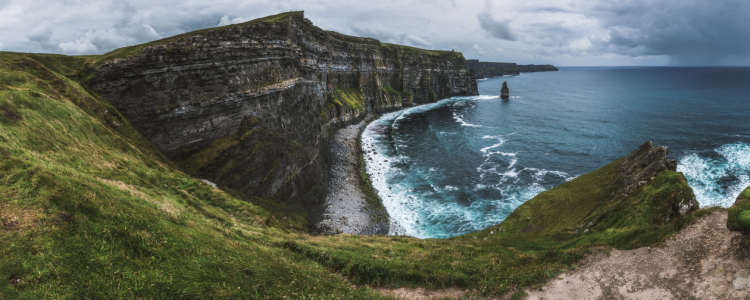 Picture no: 11931883 Irland - Cliffs of Moher Panorama Created by: Jean Claude Castor