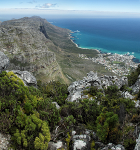 Picture no: 11937529 Blick vom Tafelberg in Kapstadt Created by: DirkR