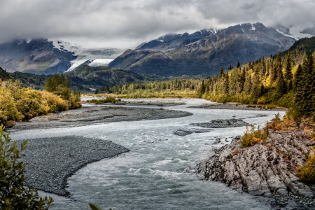 Picture no: 11941315 Tonsina River Alaska Created by: Thomas Gerber