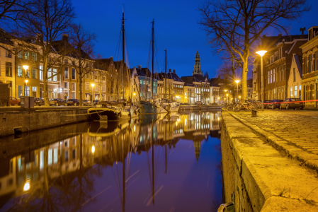 Picture no: 11949477 Groningen bei Nacht Created by: FotoDeHRO