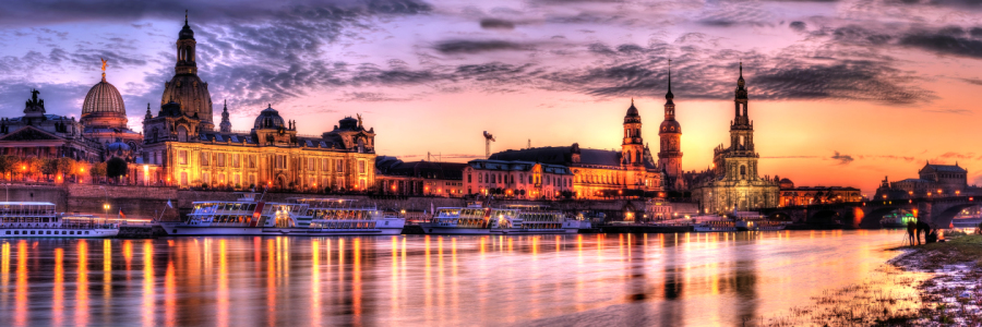Picture no: 11950450 Dresden Skyline Created by: Steffen Gierok