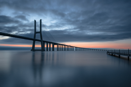 Picture no: 11950795 Ponte Vasco da Gama Lissabon Created by: Achim Thomae
