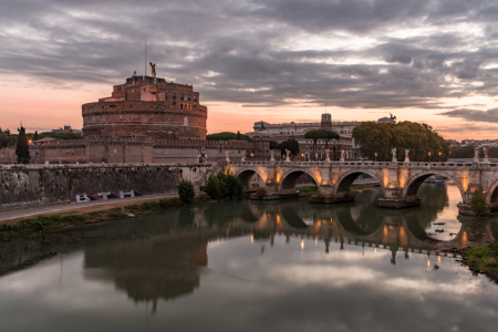 Picture no: 11951410 Castel Sant Angelo Rom Created by: Achim Thomae