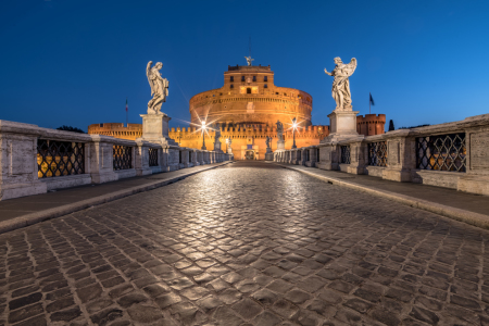 Picture no: 11951431 Castel Sant Angelo Rom Created by: Achim Thomae