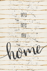 Picture no: 11951689 TEXT ART You are my home Created by: Melanie Viola