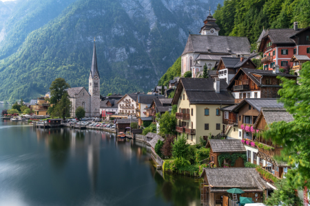 Picture no: 11952571 Hallstatt Salzkammergut Created by: Achim Thomae