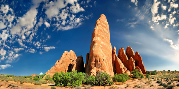 Picture no: 11952822 Sand Dune Arche im Arches Nationalpark USA Created by: Rucker