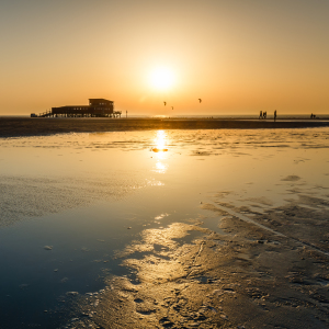 Picture no: 11953269 Abendspaziergang in Sankt Peter-Ording Created by: Ursula Reins