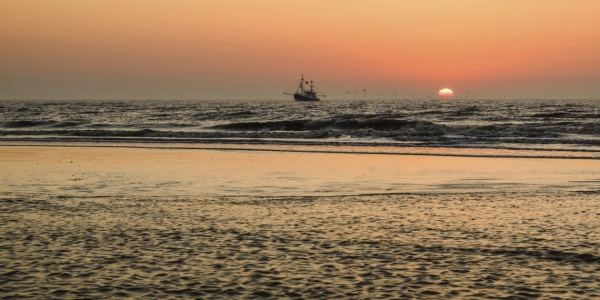 Picture no: 11955079 Abendrot in Sankt Peter-Ording Created by: Ursula Reins