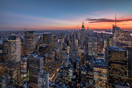 Picture no: 11958151 New York City Skyline Created by: Achim Thomae