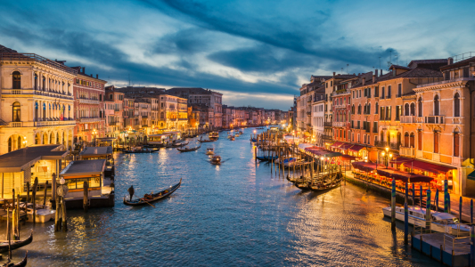 Picture no: 11958713 Venedig bei Nacht Created by: Mapics