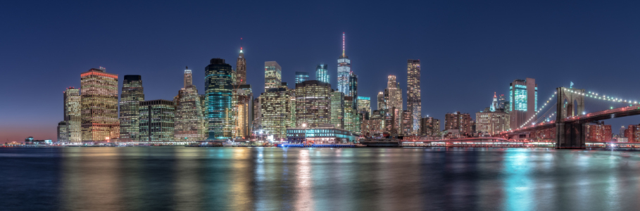 Picture no: 11960610 New York Citylights Created by: Achim Thomae