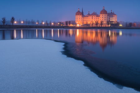 Picture no: 11961185 Moritzburg im Winter Created by: Martin Wasilewski