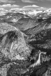 Picture no: 11962630 Yosemite NP - Nevada Falls Created by: TomKli