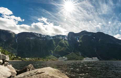 Picture no: 11962902 Fjord Hafen Created by: Nordbilder