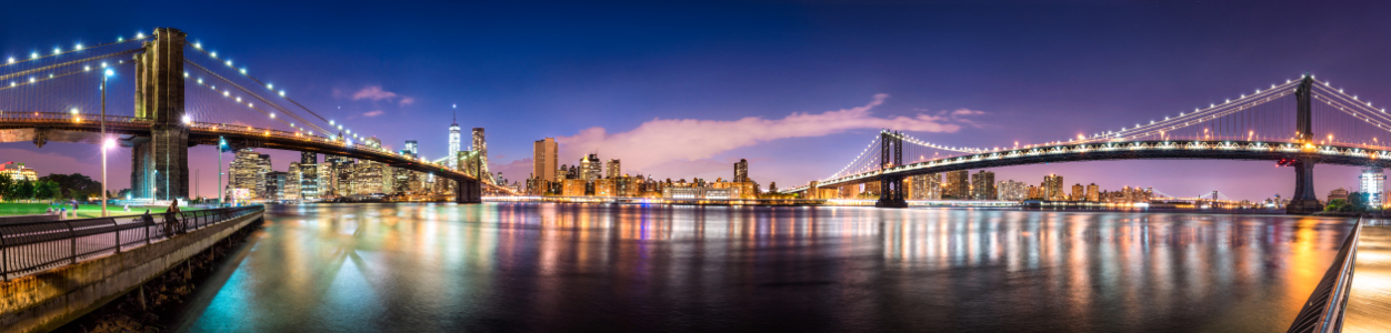Picture no: 11966123 New York Skyline Panorama mit Blick auf Manhattan Created by: eyetronic