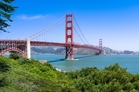 Picture no: 11966615 Golden Gate Bridge im Sommer Created by: eyetronic