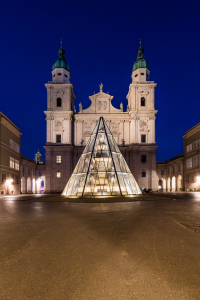 Picture no: 11969134 Salzburger Dom am Abend Created by: Martin Wasilewski
