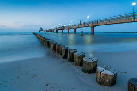 Picture no: 11974575 Ostsee in Zingst am Abend Created by: Martin Wasilewski