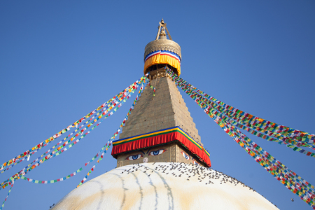 Picture no: 11977143 Bodnath Stupa in Kathmandu Created by: janschuler