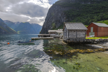 Picture no: 11979013 Mystische Stimmung am Fjord - Norwegen Created by: KundenNr-160338